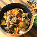 Gluten Free Steak Stir Fry