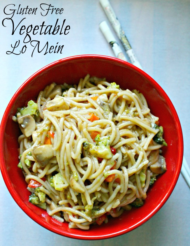 vegetable lo mein CV