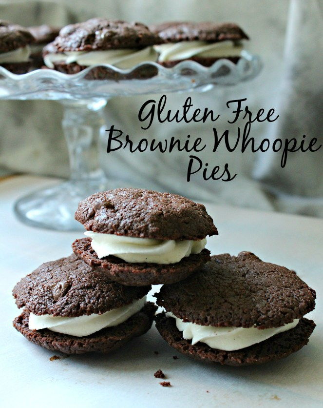 brownie whoopie pies CV