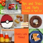 Tips & Tricks Link Party #89