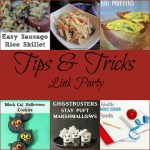 Tips & Tricks Link Party #87