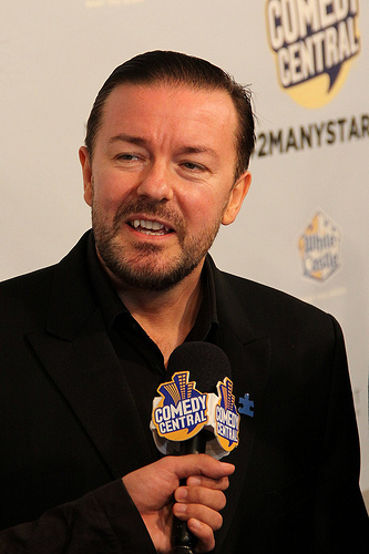 Why Ambitious People Should Watch Ricky Gervais in The Office