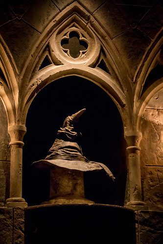 Harry Potter and the Sorting Hat