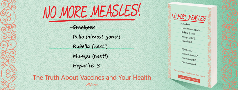 No More Measles Facebook page