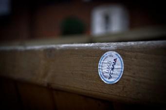 YMCA Sticker.