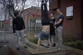 Reece - Handstand.