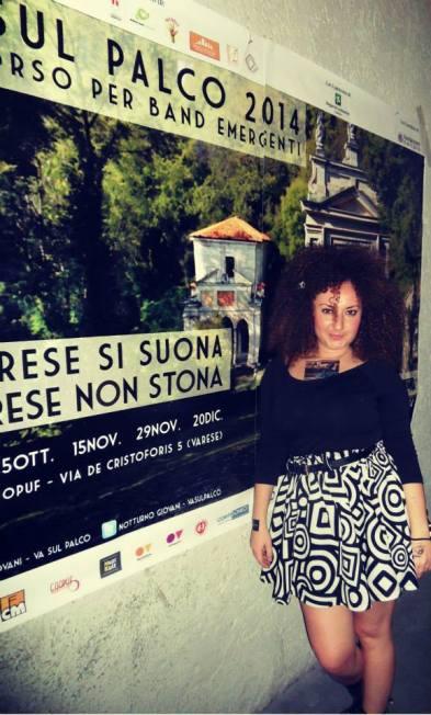 Anna Manicone, Convergenze Varese