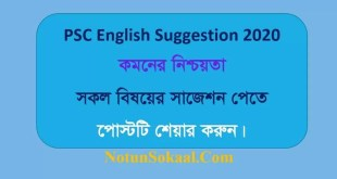 psc english suggestion 2020