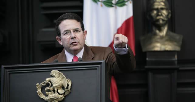 Foto NOTUS/Senado de la República