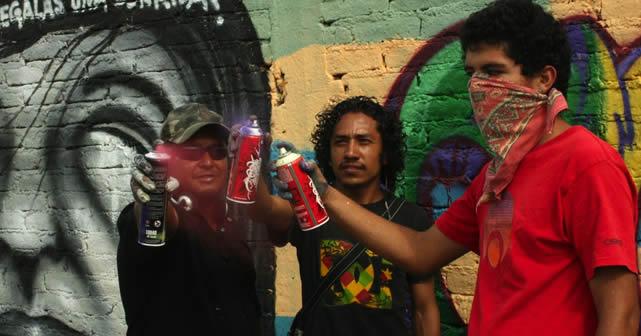 Graffiti, arte urbano