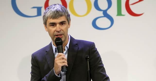 Larry Page revela padecimiento en garganta