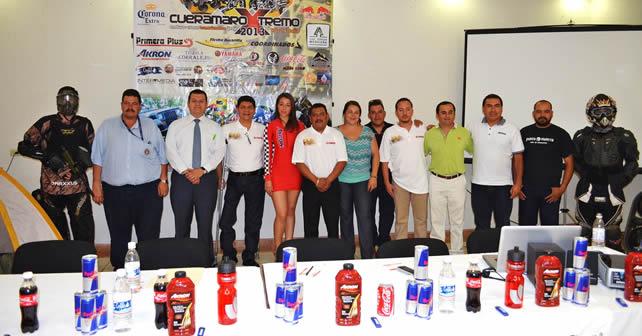 Presentación Cuerámaro Xtremo 2013