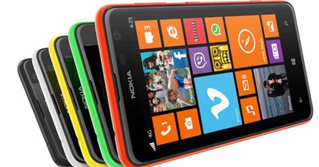 Lumia 625 ok