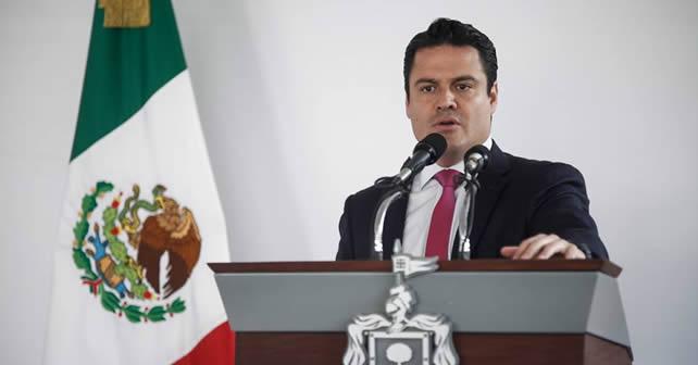 Aristóteles Sandoval Gobernador Del Estado de Jalisco. Foto Facebook
