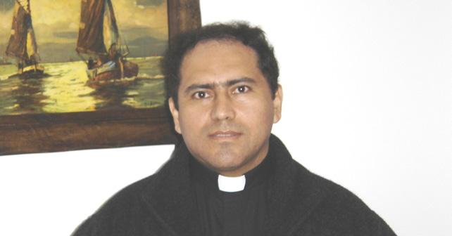 obispo peruano Guillermo Abanto Guzmán