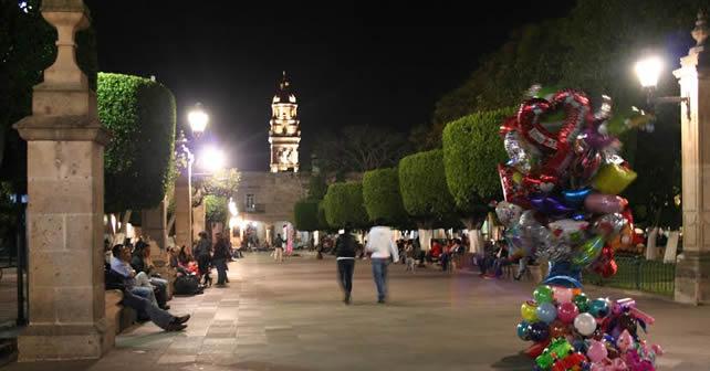 Plaza de Arnas