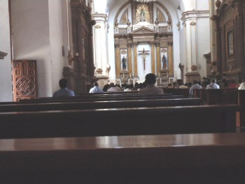 Catedral de Irapuato (Butacas)