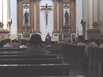 Catedral de Irapuato (Interior)