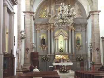 Templo de la 3ra orden (Interior)
