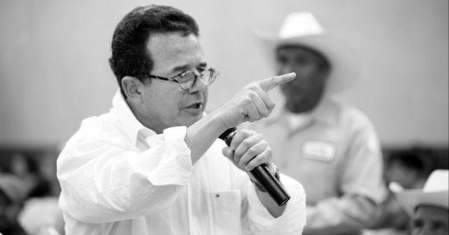El Diputado Francisco Arroyo Vieyra