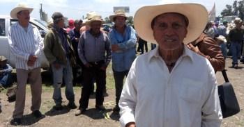 Jesús Zepeda Bautista de 87 años, de Jaral del Progreso