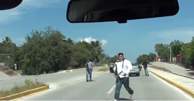 periodistas detenidos