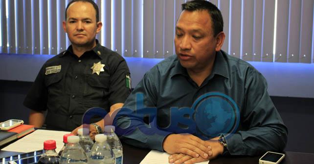 Los encargados de la seguridad en Irapuato
