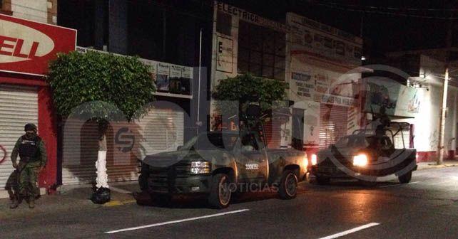 Foto archivo de un secuestro virtual cometido en Irapuato