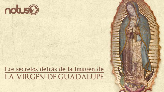 Virgen de Guadalupe Portada