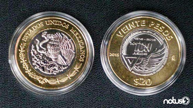 Portada Moneda 20