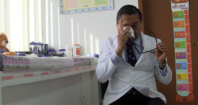 Doctor Valeriano Fuentes López.