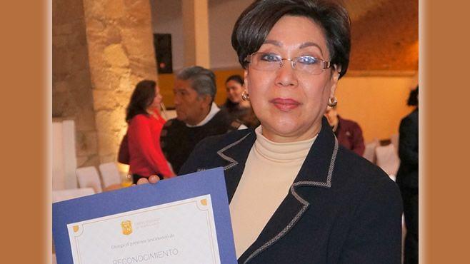 Mtra. Margarita Arenas
