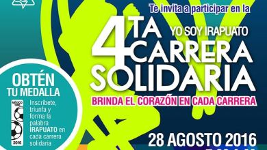 Photo of 4ta Carrera Solidaria «Yo Soy Irapuato» (Notus Forza)