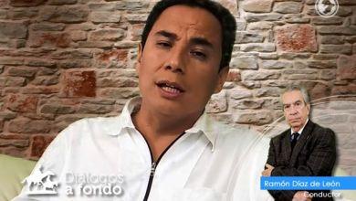 Photo of Moisés Cortez, previo al 1er Informe de Gobierno (Diálogos a Fondo)