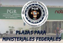 Photo of PGR lanza convocatoria para Policía Ministerial Federal, conoce aquí las bases