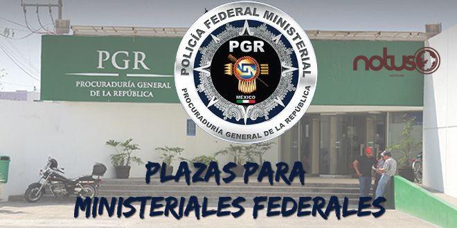 PGR lanza convocatoria 2016