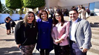DIF San Fco Rincon Teresita Gordillo, Maru Carreño, Mirta Gonzalez y Alfonso Borja