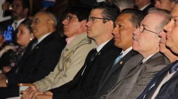 Rector General en el evento (2)