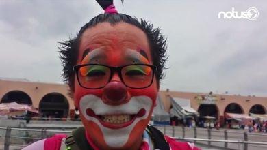 Photo of «El reto es hace reír a la gente enojada»: payaso Pepillo Pillo