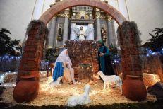 nacimiento templo de la Soledad (2)