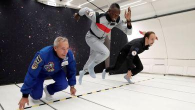 Photo of ¡Es el más rápido hasta 'en el espacio'! Usain Bolt corrió en gravedad cero