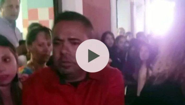 Pancho Teclas, presuntamente golpeo a la ex presidenta del Dif de Manuel Doblado