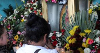 Virgen de Tangamanga. Foto Esaú González