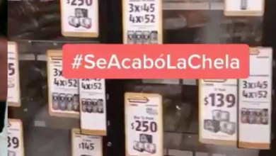 Photo of Es oficial: #SeAcabóLaChela en México