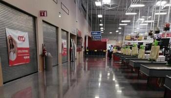 La tiendas HEB lista en Irapuato. Foto Cortesía