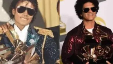 Photo of ¿Bruno Mars hijo de Michael Jackson?…conoce la loca teoría de las redes
