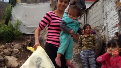 Photo of Continúa entrega de despensas a personas más vulnerables