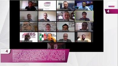 Photo of Da respuesta Consejo General del IEEG a solicitudes hechas  por Partido Verde y Congreso del Estado