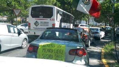 Photo of Fuera Dictador: manifestaciones en México contra AMLO