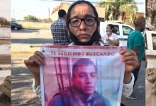 """Photo of """"Yo como madre quisiera ya mejor encontrarlo, aunque sea muerto"""": María Guadalupe"""